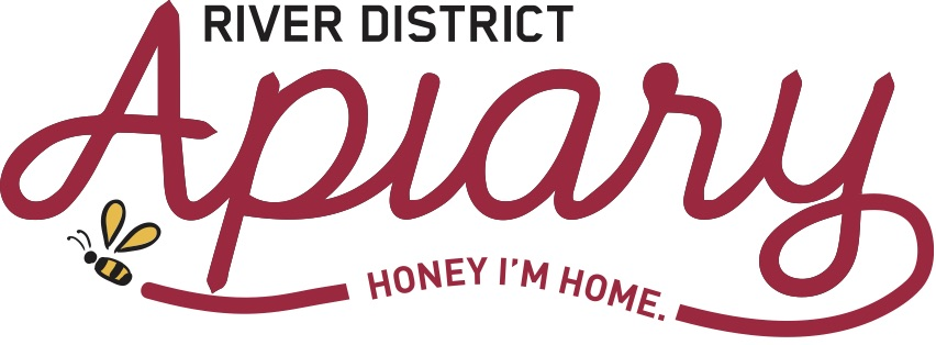 Image of River District Apiary logo