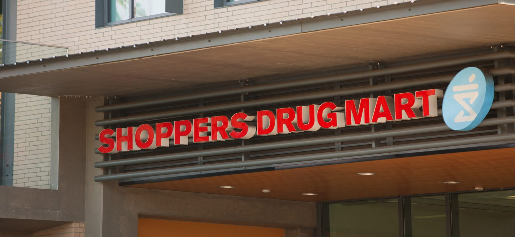 Shoppers Drug Mart Signage